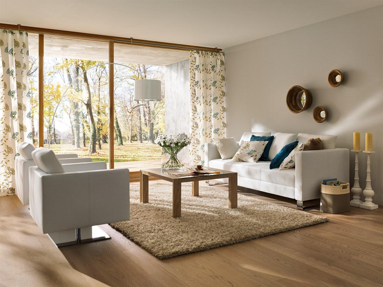 Wohnzimmer Gemtlich Modern