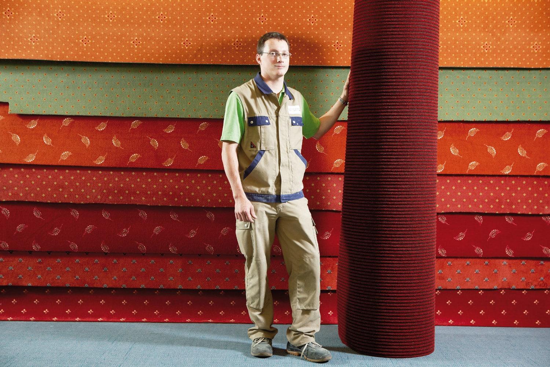 Teppich, Laminat und PVCBöden – Bruno Berger GmbH