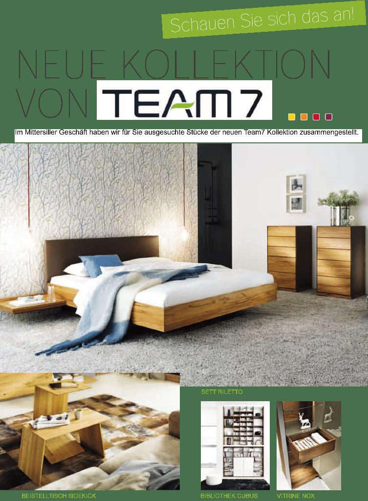 team 7 m bel in mittersill bruno berger gmbh. Black Bedroom Furniture Sets. Home Design Ideas