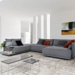 cube lounge grau
