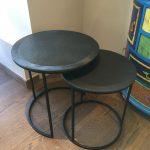 Tisch schwarz klein